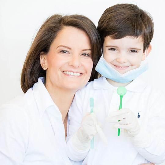 Dr. Kirchner München Kinderzahnarzt